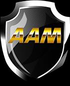 AAM Ballistic Shields Company Logo