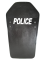 Active Shooter Ballistic Shield Front